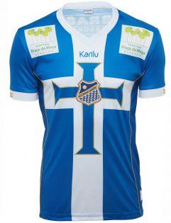 Camisa oficial do Agua Santa 0259e0b945e97