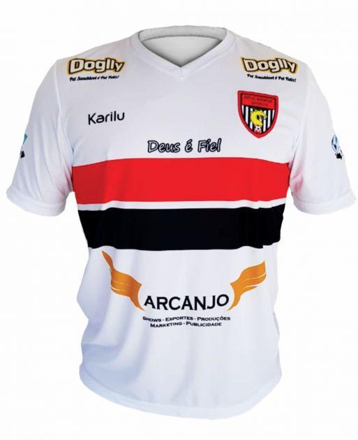 Camisa Oficial Apucarana - Branco