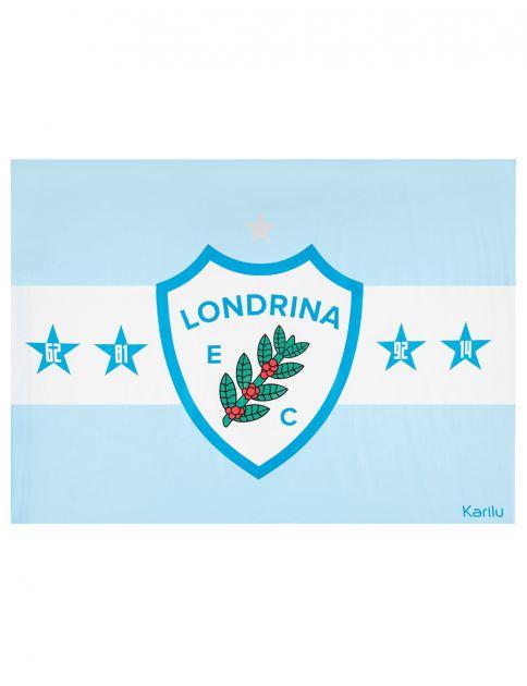 Bandeira do Londrina - Grande