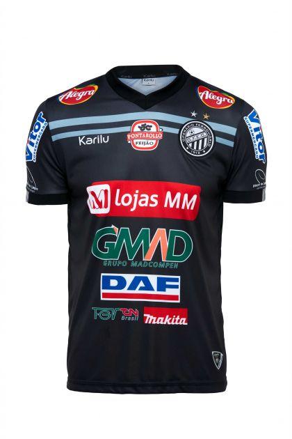 BLACK FRIDAY - Camisa oficial do Operário - Preto  2018