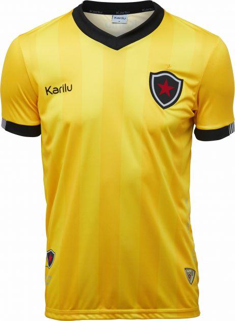 Camisa oficial do Botafogo-PB - Amarelo