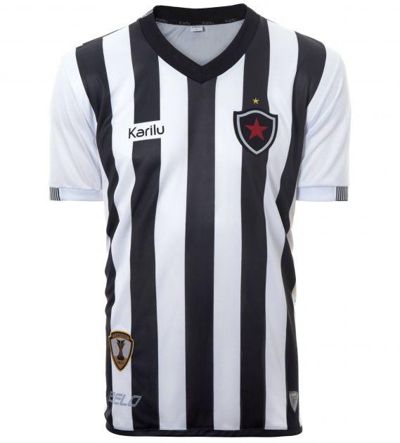 Camisa oficial do Botafogo-PB - modelo 1