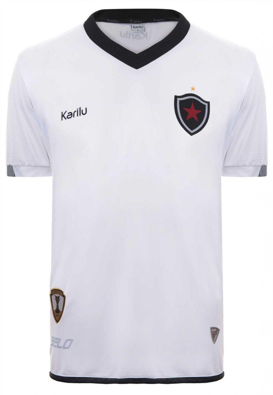 d27db72d82 Camisa oficial do Botafogo-PB - modelo 2 na Karilu