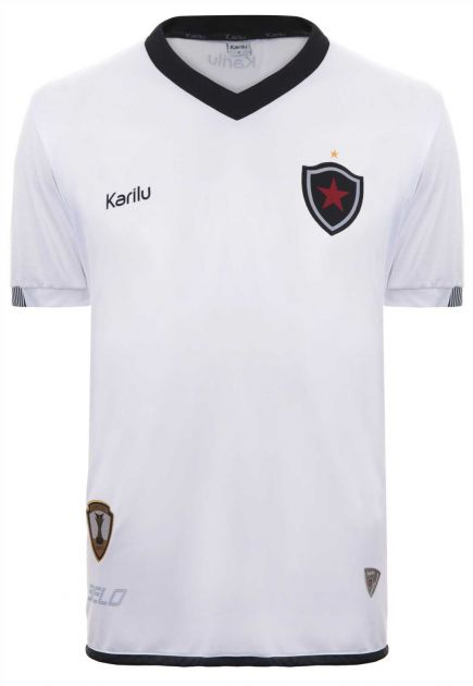 Camisa oficial do Botafogo-PB - modelo 2