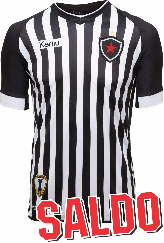 5365881816741 Camisa oficial do Botafogo-PB - modelo 1 na Karilu