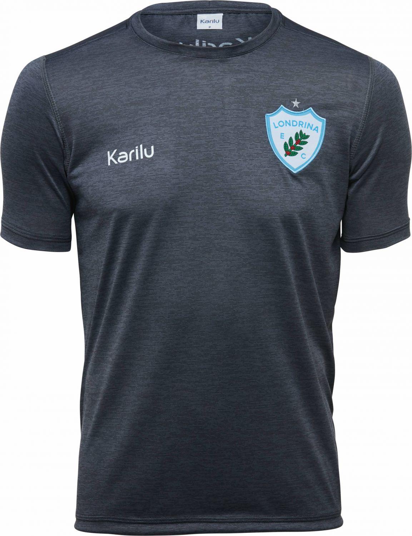 Camisa de viagem Londrina 2018 - Comissão Técnica na Karilu e2deaf22fac86