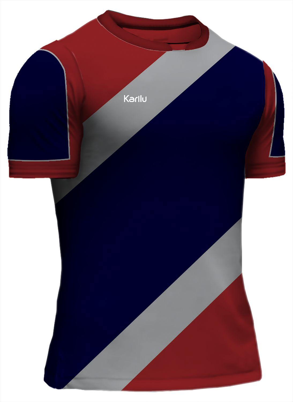 Camisa para futebol modelo Centurion bba16357b2093