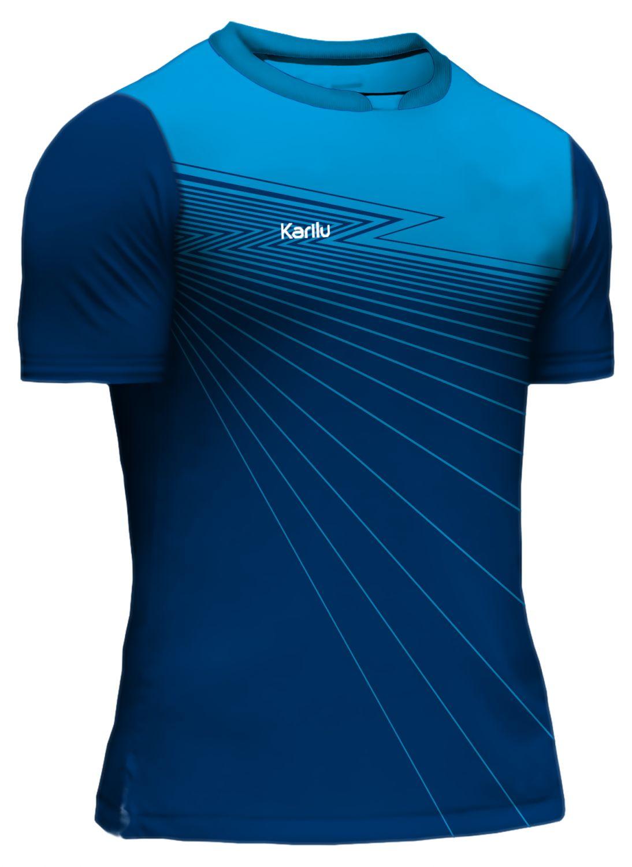 49fa5a122e42b Camisa para futebol modelo Galatico na Karilu