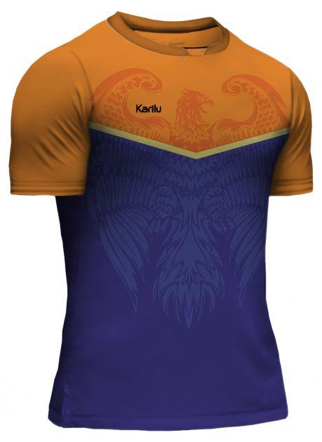 Camisa para futebol modelo Heraldic