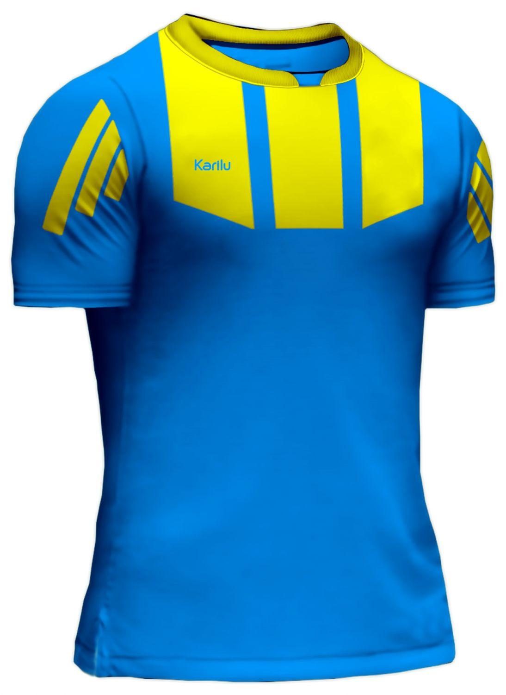 0683b523c3 Camisa para futebol modelo Lince na Karilu