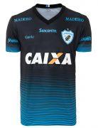 Camisa oficial do Londrina - Preto - BRASILEIRÃO 2017