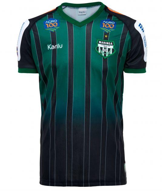 Camisa oficial do Maringá - modelo 1