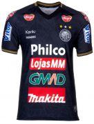Camisa oficial do Operário - Preto 2021