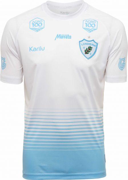 Camisa oficial do Londrina - Branca- 2020