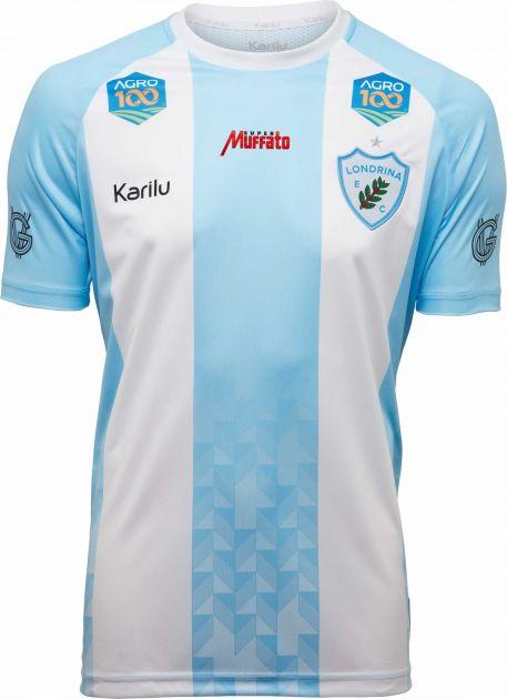 Camisa oficial do Londrina - Listrado - 2020