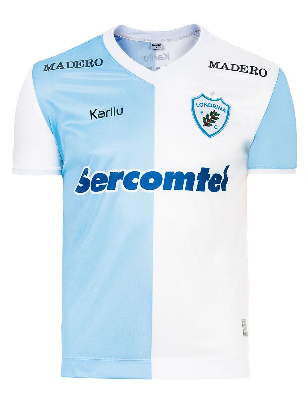Camisa oficial do Londrina - Retro INFANTIL na Karilu 5c252dfb8e0ae
