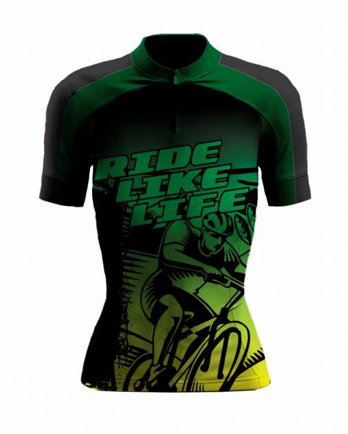 Camisa para Ciclismo - Life