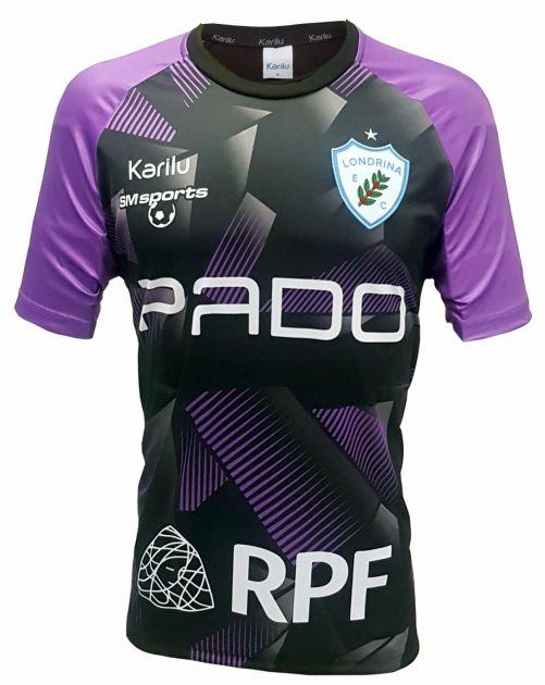 Camisa Treino Londrina Goleiro 2021
