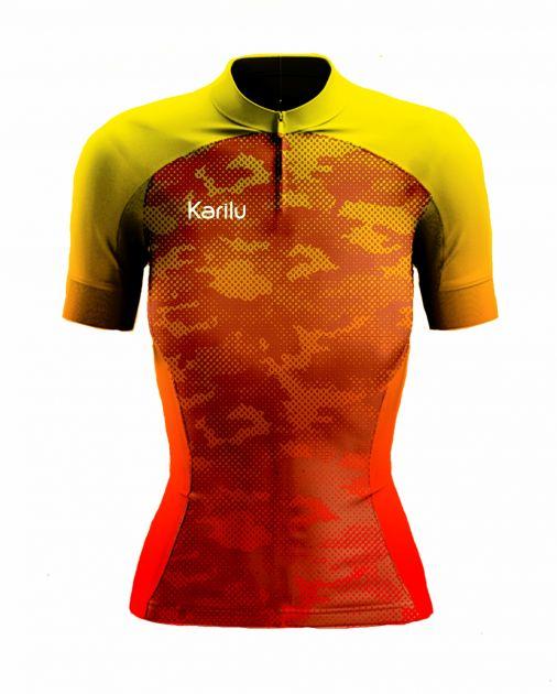 Camisa para Ciclismo - Speed