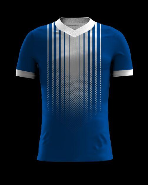 Camisa para futebol modelo Copenhage