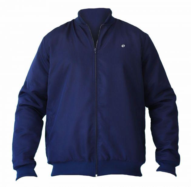 Jaqueta masculina com forro e tecido Califórnia
