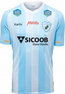 Camisa oficial do Londrina - Listrado - 2019 61bb121004c73