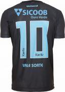 Camisa oficial do Londrina - Preto - 2019