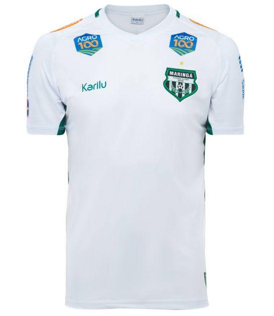 Camisa oficial do Maringá - modelo 2
