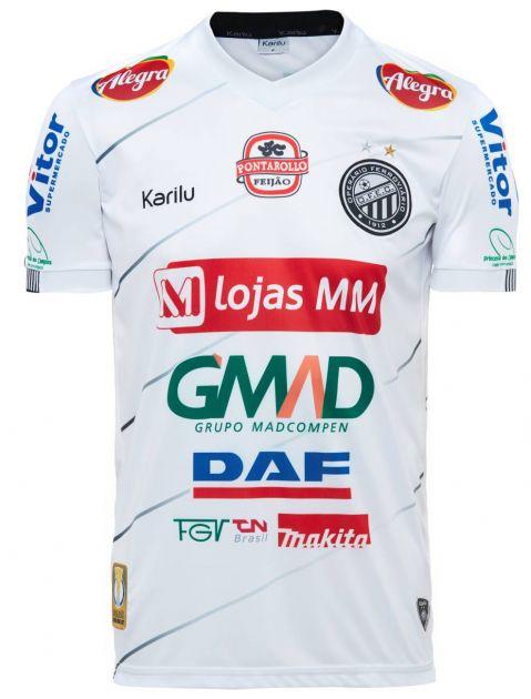 Camisa oficial do Operário - Branco  2018