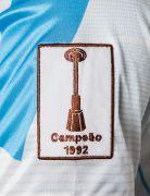 Camisa Retrô do Londrina - 1992 - Modelo branco