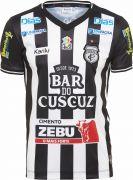 Camisa oficial do Treze Futebol Clube  - 2019 - Listrado